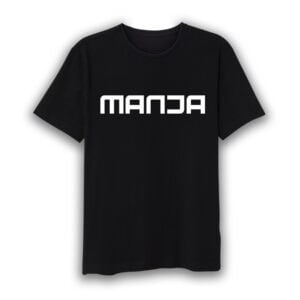 Short-Sleeve-Round-T-Shirt-Black