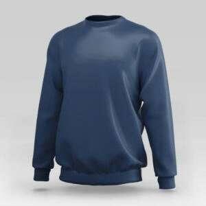 Men Navy Blue Colour Sweatshirt For Men