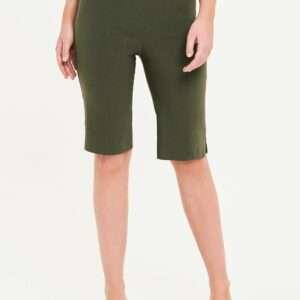 Ultra Support Knee Length Bermuda Ladies Half Pant in BD