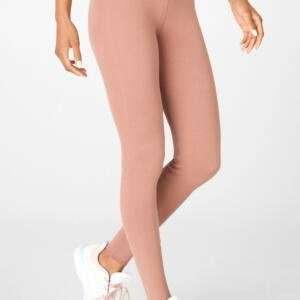 Rose Brown Colour Full Length Women Leggings
