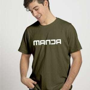 Men's 100 % Cotton Export Quality Short Sleeve T-Shirt Khaki