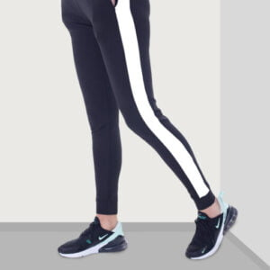 Best-Women-Jogger-with-Side-Panels-White-Black