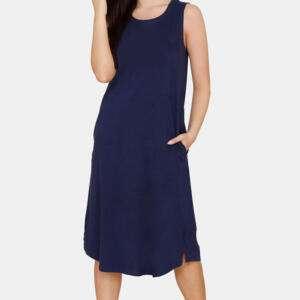 Navy Blue Colour Girls Nightwear Dresses in BD