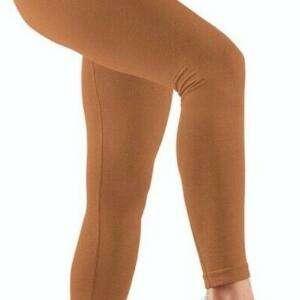 khaki colour leggings for women