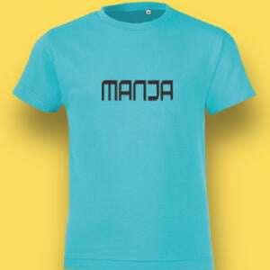 Sky Sea Green Printed T-shirts For Baby in Bangladesh